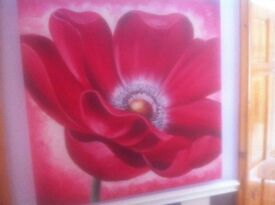 Beautiful hand painted picture