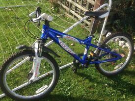 Boys 20 inch bike Carrera