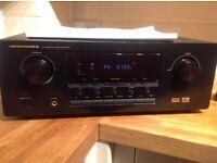 Marantz SR4200 audio receiver.