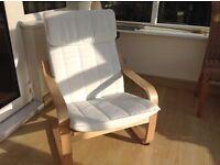 Ikea chairs Poang range