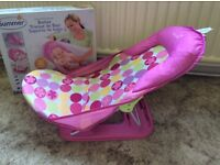 Baby safety bather