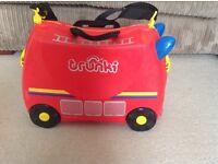 Trunki fire engine