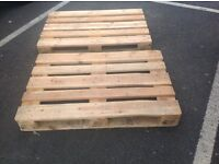 Euro Pallets for sale, can deliver to our door