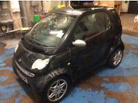 Smart car Passion 0.7l