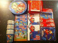 Super Mario Brothers Party Supplies7