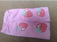 Girls mini Boden trousers age 7-8