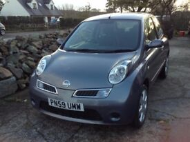 Nissan Micra, 1.2L, Automatic, 3 dr hatch