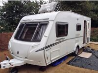 Swift free style 4 berth 2009 model fab condition motor mover