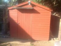 Garden shed to remove. Free