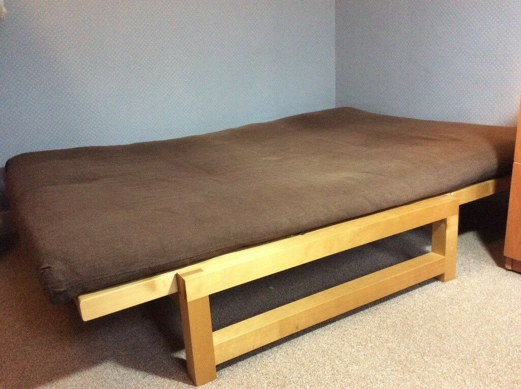Futon Bed Sofa Double 2seater Made By The Company Sy