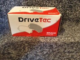 Front brake pads for Honda Civic 2006 to 2012 1.8 petrol vtec new in box