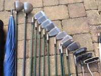 CAVITY BACK GOLF CLUBS. SOLD SOLD SOLD