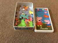 35 piece Peppa Pig puzzle age 3+