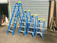 Step & Roof Ladders, Double & Triple Extension Ladders