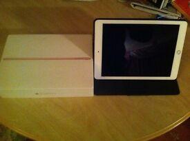Apple ipad pro wifi+cellular 32gb rose gold