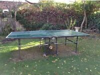 FREE table tennis table in Wanstead!