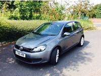 VW GOLF 1.6 TDI - 52k Miles - 2010 - REDUCED