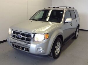 2011 Ford Escape Limited 3.0L Heated Leather Seats, Sunroof, Blu