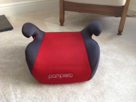 Kids booster seat - excellent condition
