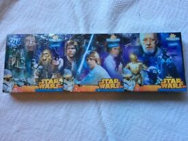 Star Wars puzzles new