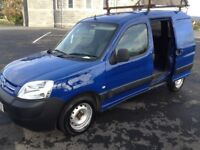 CITROEN BERLINGO HDI...2007....LOW MILES...MOTD
