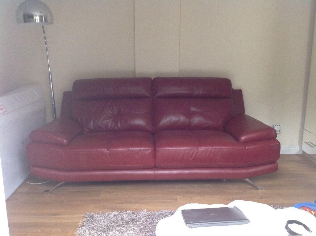 Brand New Genoa 3 Sofa In Clifton Nottinghamshire Gumtree