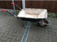 3 x Used Wheelbarrows For Sale £30 all 3