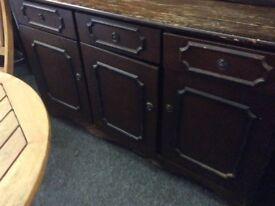 REDUCED Welsh dresser