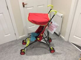 Hauck Stroller - New with Tags