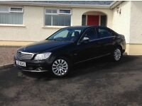 2008 Mercedes-Benz C Class 2.1 C220 CDI Elegance 4dr£8,995 +++ 1 owner FSH ONLY 68K +++