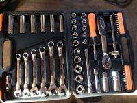 54 piece socket set