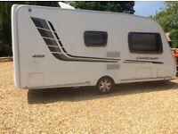 2-Berth Swift Challenger 480 Touring Caravan