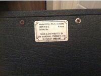 Marshall 100 watt speakers