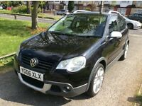 VW POLO 1,4 DUNE LIMITED EDITION 2006 5-DOORS BLACK