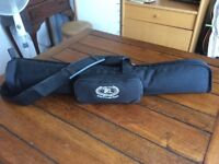 soprano saxaphone TKL deluxe good quality extra padded gig bag with shoulder strap