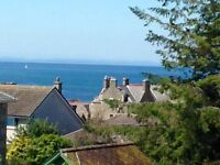 Holiday flat Lossiemouth.Some dates available.