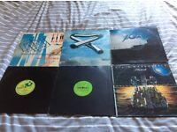 140+ Rock 12'' Vinyls