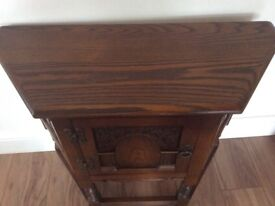 Old Charm phone/Table/sideboard unit