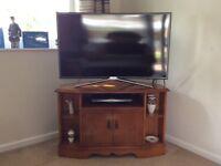 Living room furniture -William Bartlett TV unit/ Multi media unit & Nest of tables