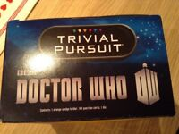 BBC DOCTOR WHO - TRIVIAL PURSUIT GAME - Celebrating 50 years of Doctor Who.