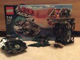 Lego The Lego Movie Bad Cop's Pursuit 70802