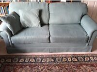 Superior 3 seater sofa bed. Gainsborough, easy to use. Great condition. REDUCED