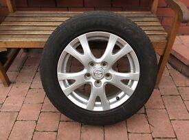 Alloy wheel for Mazda 6 Hatchback 2008 on.