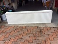 FREE Central heating radiator Stelrad type DOUBLE