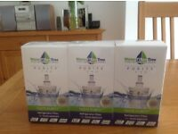 Pack of three Water Tree Filters