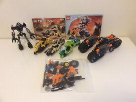 LEGO Technic & Bionicle Bundle