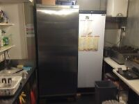 Cater-Cool ck7010 Commercial Stainless Steel Freezer
