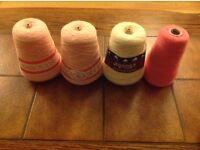 Luxury Angora style yarn 4ply