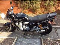 Yamaha XJR1300 in excellent condition for sale or px for a large cruiser in same condition.
