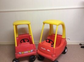 Toddler bubble car toy x 1